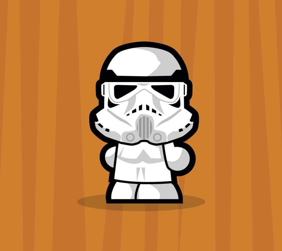 cute stormtrooper 爱库网 cute stormtrooper Star wars