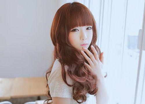 ulzzang hair :)