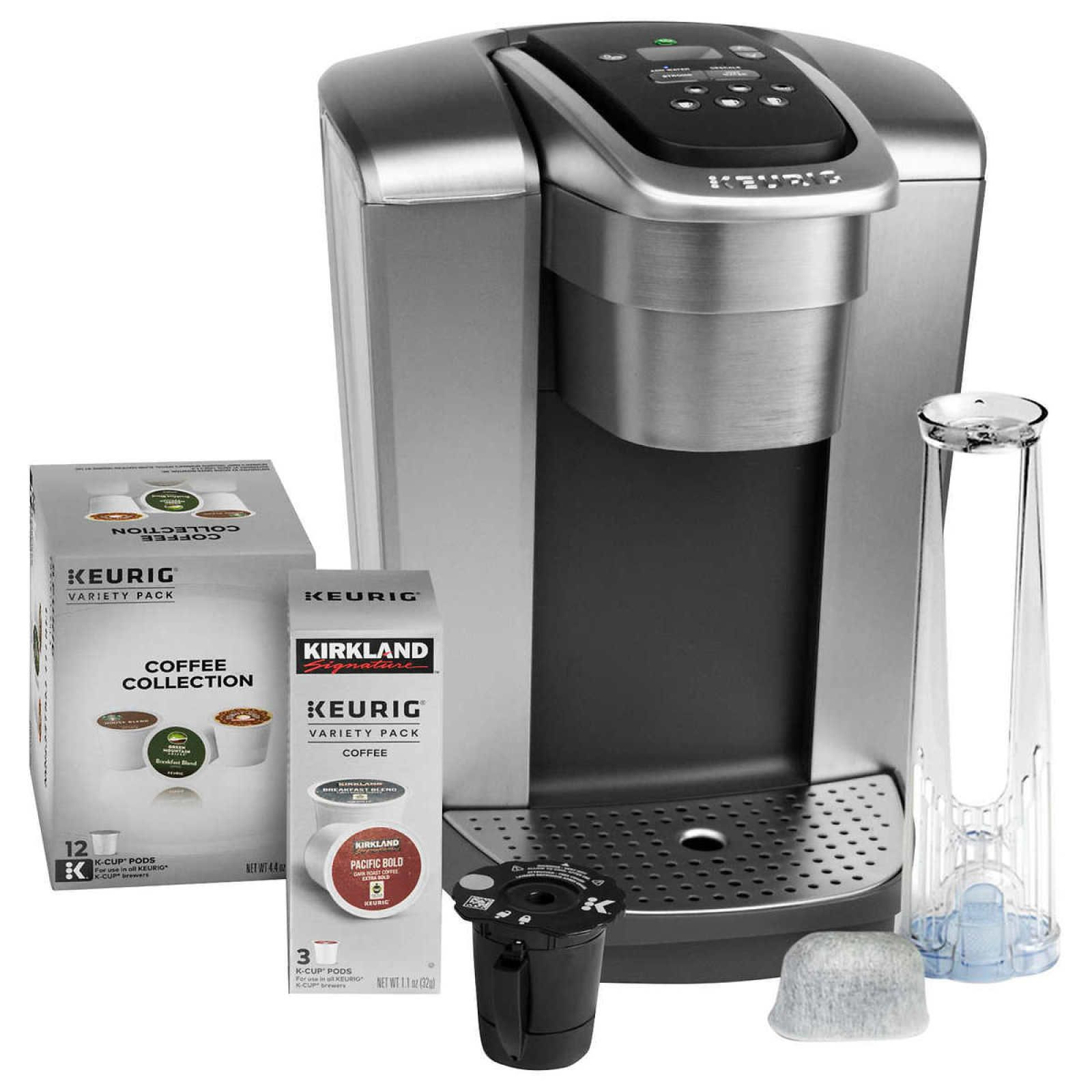 Keurig K-Elite C Single Serve Coffee Maker15 K-Cup Pods