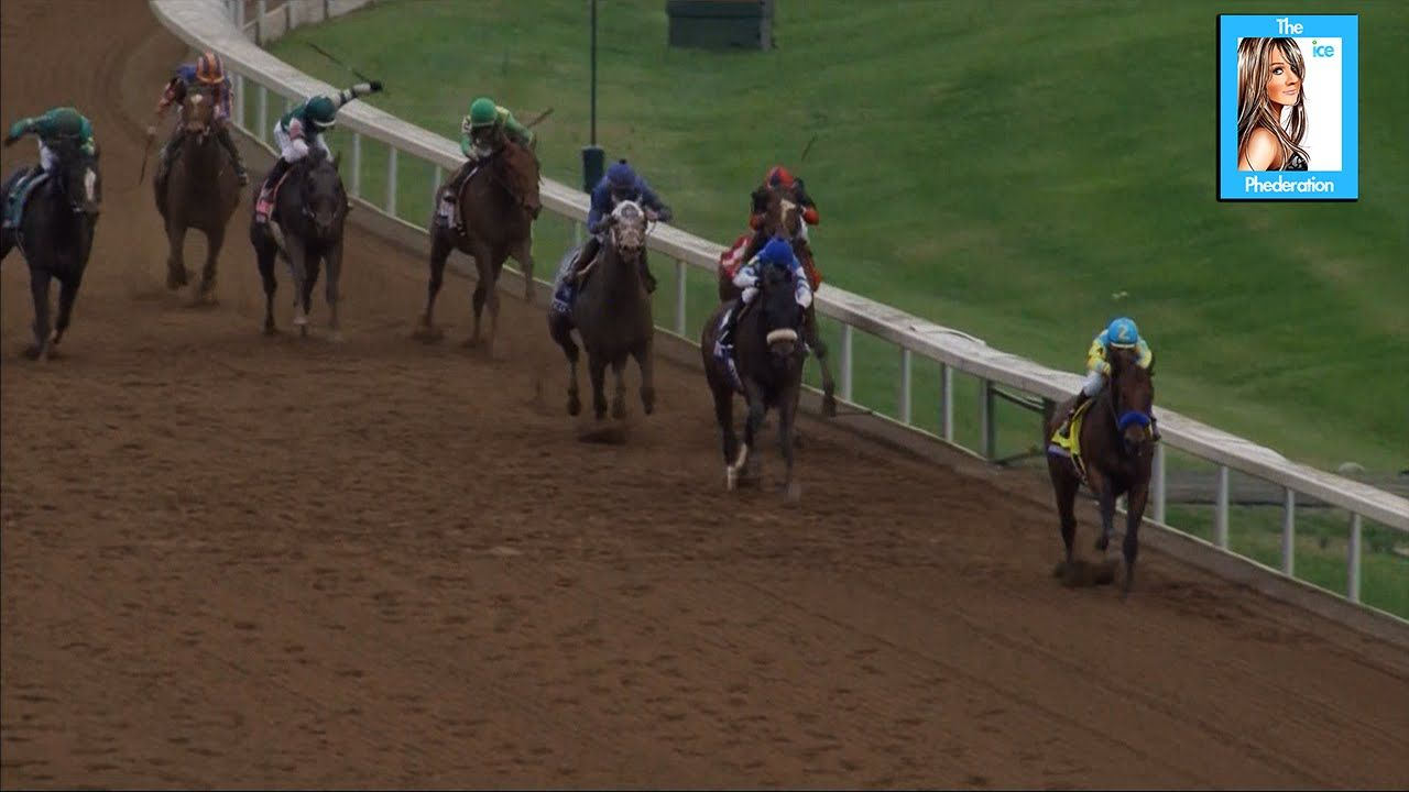 American Pharoah's Final Race at the Breeders' Cup Classic | LIVE 10-31-15