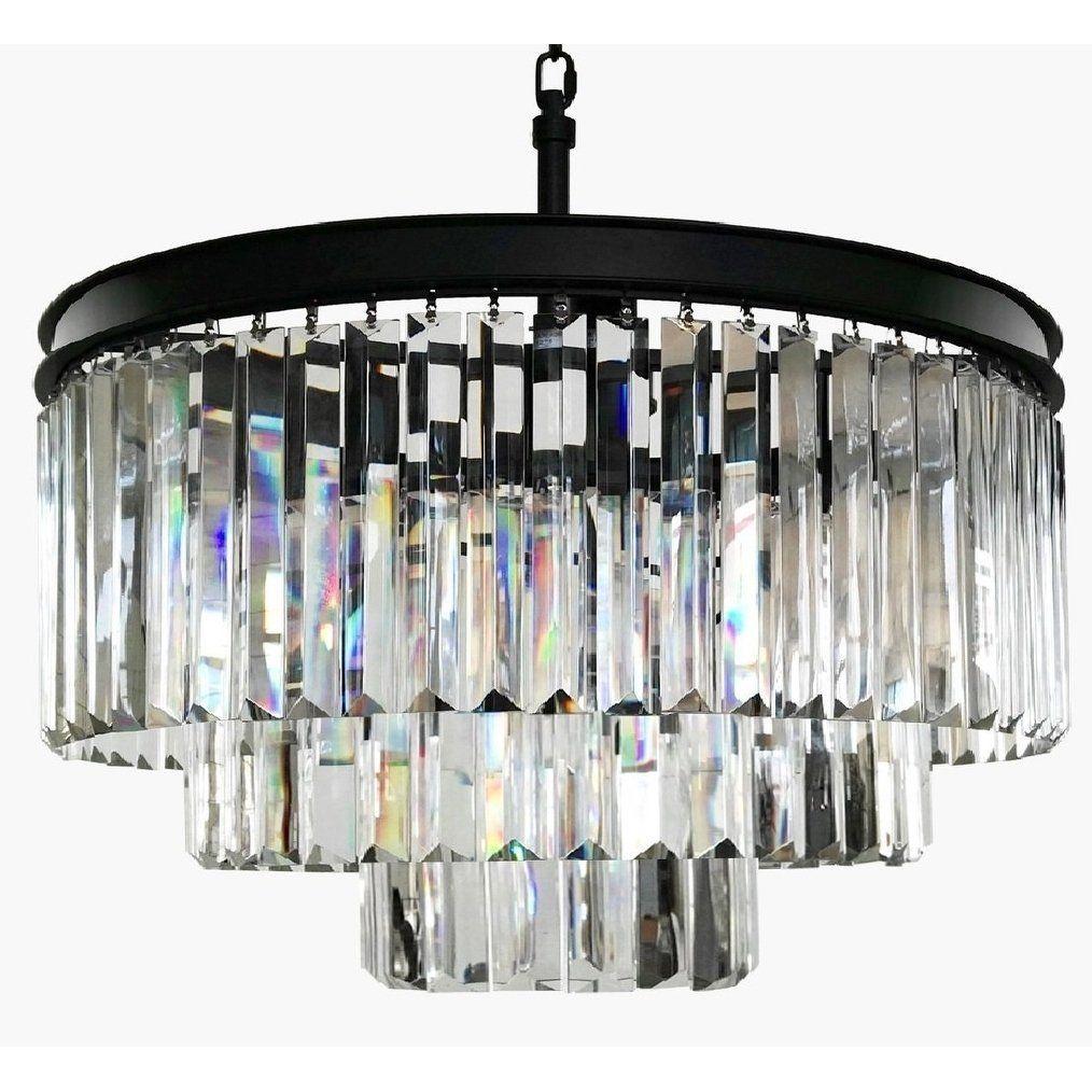 6 Light Modern Contemporary Crystal Chandelier Ceiling Light Pendant Contemporary Crystal Chandelier Modern Crystal Chandelier Ceiling Pendant Lights