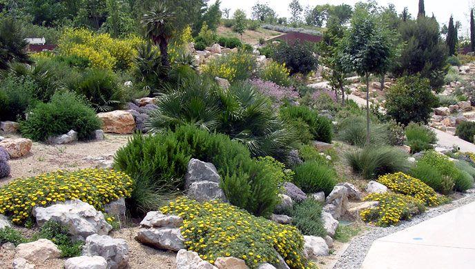 tipos de jardines que existen Diseño de interiores decoracion y