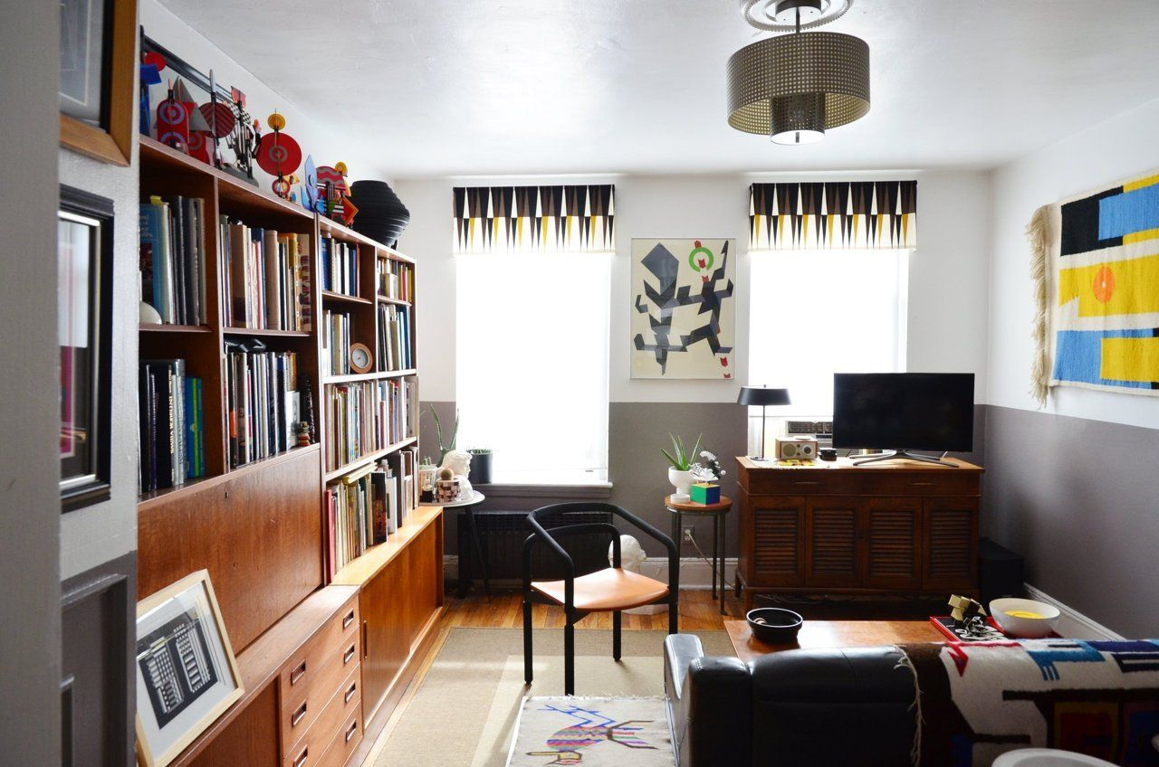 Video House Tour An Eclectic East Village Apartment Therapy