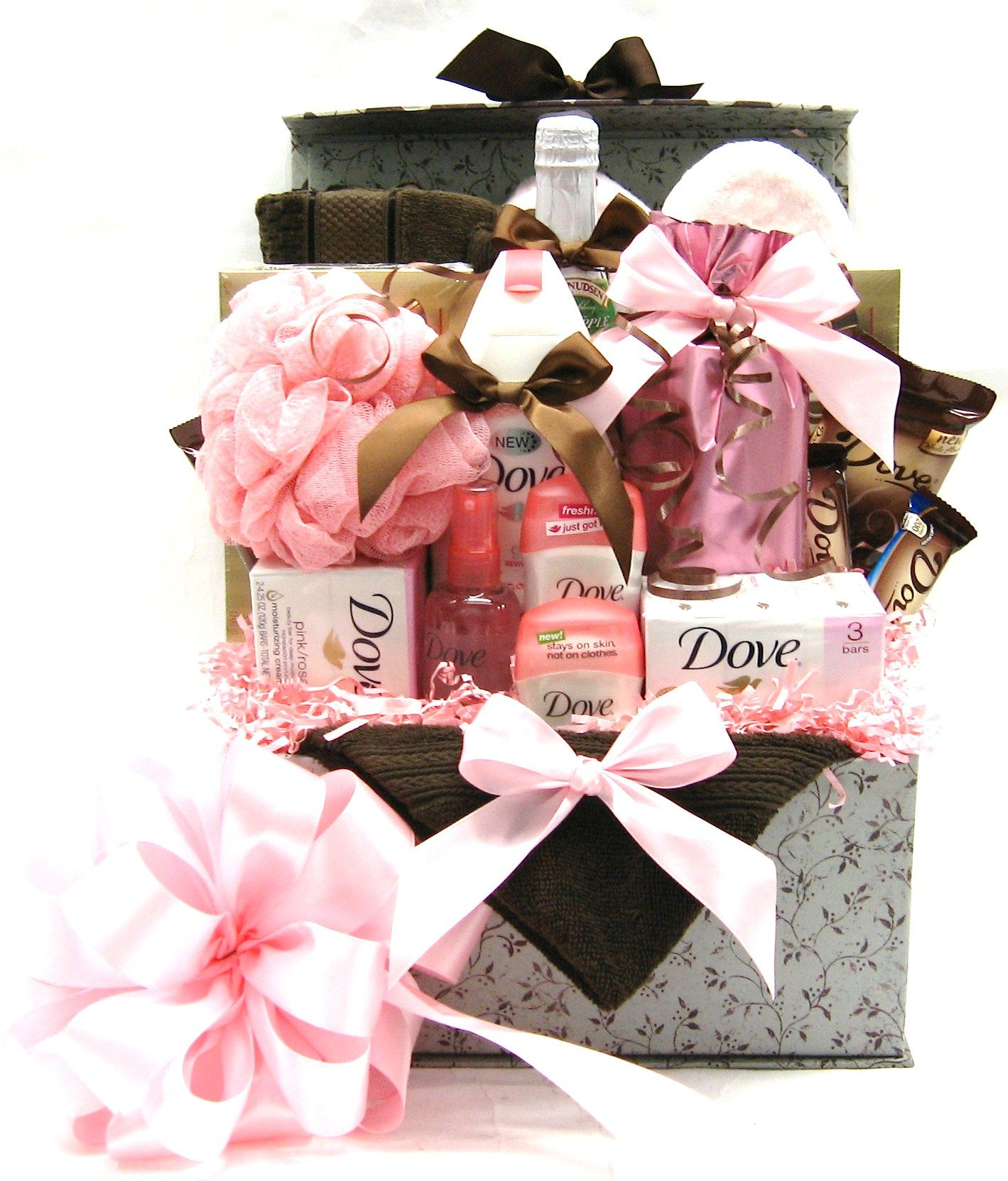 Pin By Gifted Creations On Business Profile Bathroom Gifts Beauty Gift Basket Mother S Day Gift Baskets
