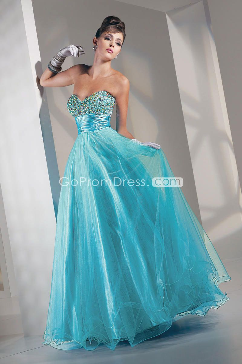 prom dress option | Formal | Pinterest | Blue ball gowns, Prom and ...