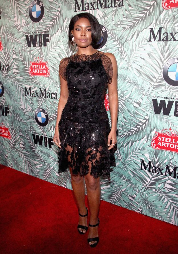 Fashion At The 10th Annual Women in Film Pre-Oscar Cocktail Party