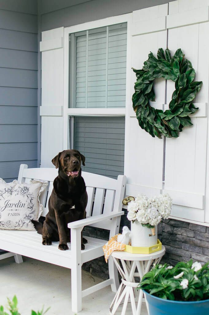 farmhouse front porch inspiration for summer front porch on gorgeous modern farmhouse entryway decorating ideas produce a right one id=20761