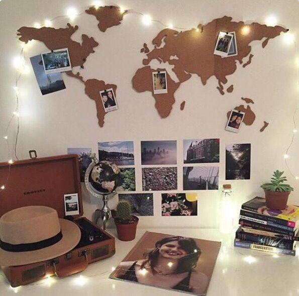 Pin de liv en dorm room pinterest depto departamentos for Decora tu habitacion online