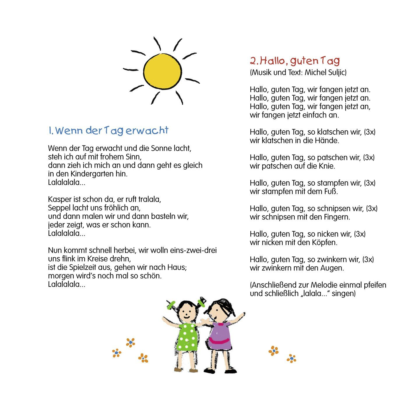 Gedichte kennenlernen