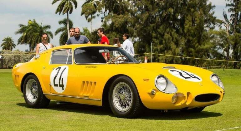 Pin en Ferrari Légende & Présent