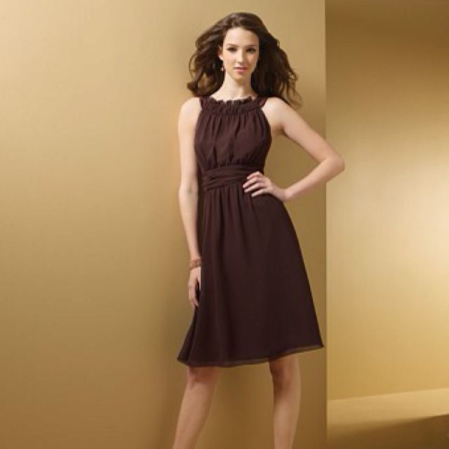 Mother Of The Bride Dress OR Simple Bridesmaid Dress