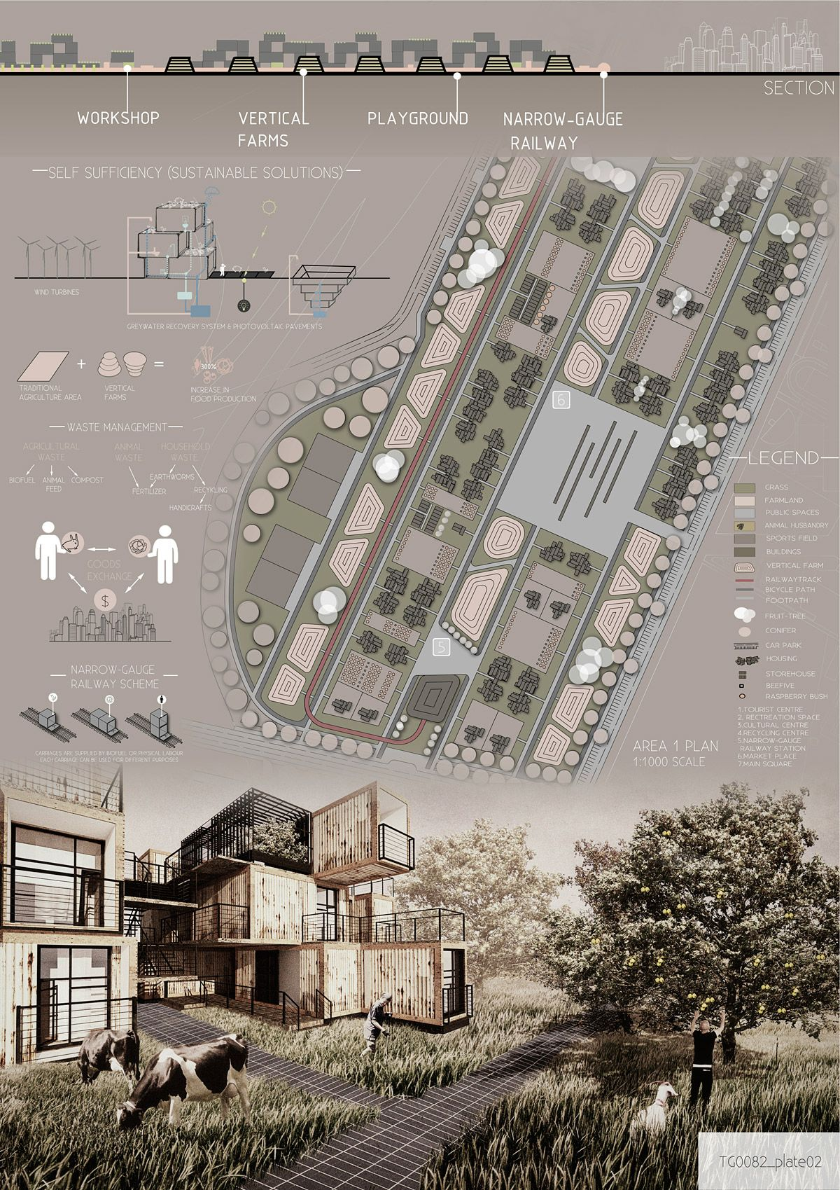 Results of tur(i)ntogreen International Student Design Competition is part of architecture - The winners of the tur(i)ntogreen international design competition were recently announced in Turin, Italy  Organized by the Research and Documentation Center in