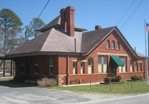 Forsyth Ga Depot House Styles Train Rides Structures