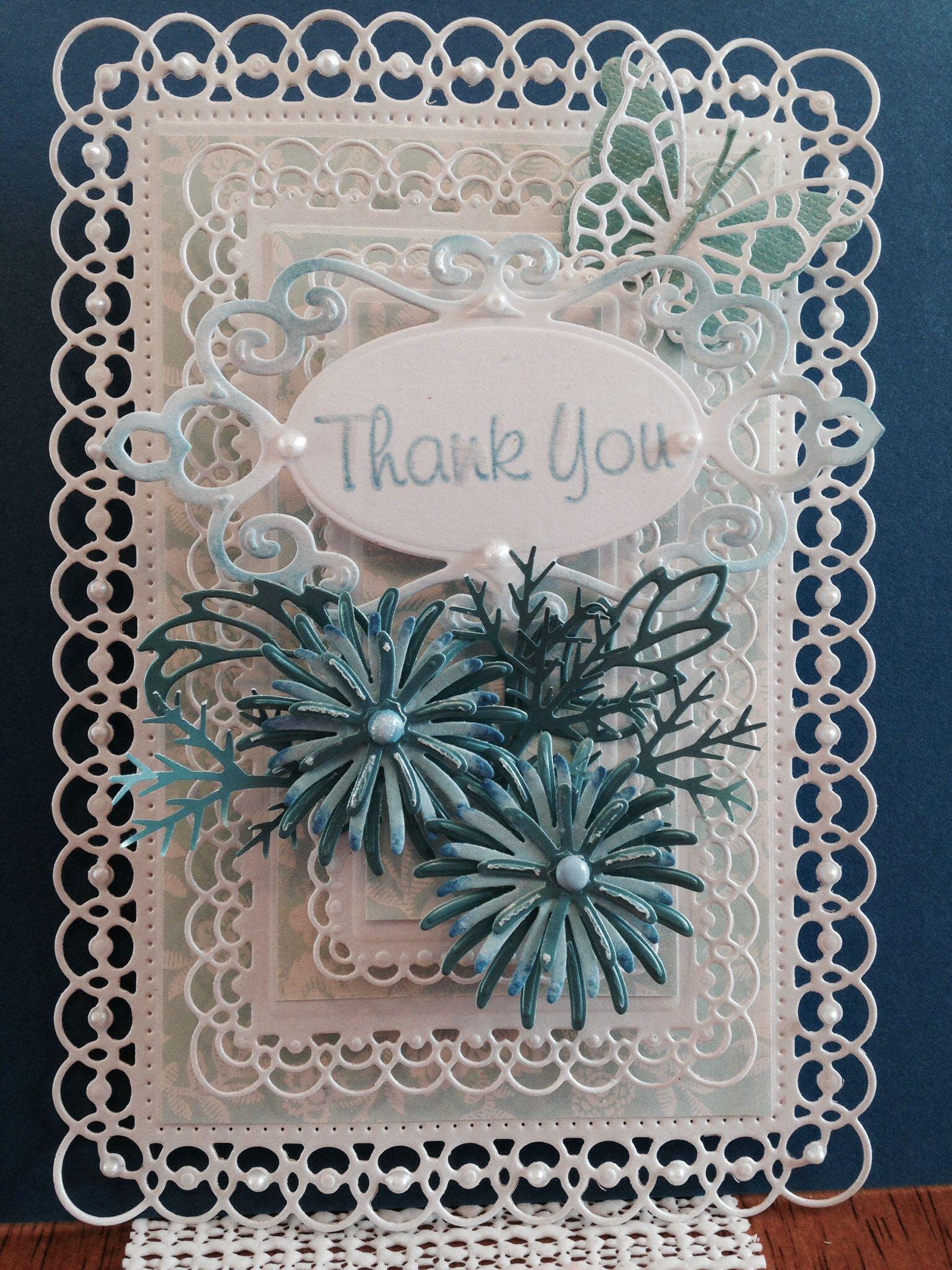 pintina farrow on flowers to do  hand made greeting