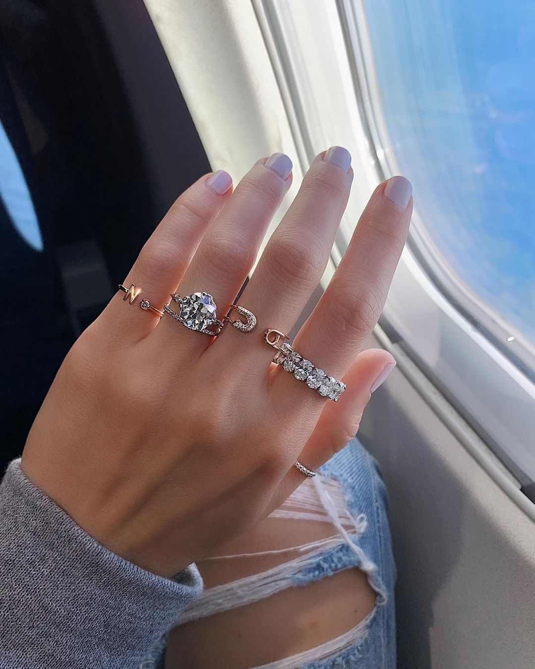 Ring Concierge On Instagram Back To Reality Jewelry Geode Earrings Unique Diamond Engagement Rings