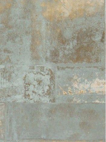 Tapete  - wandfarben metallic farben