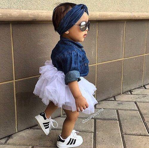 Imagem de adidas, baby, and fashion   Fashion kids, Roupas