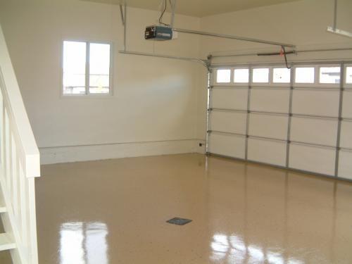 Painting Garage Floors To Create A Better Look Maxpowerdesign Com Garage Floor Paint Garage Floor Basement Flooring