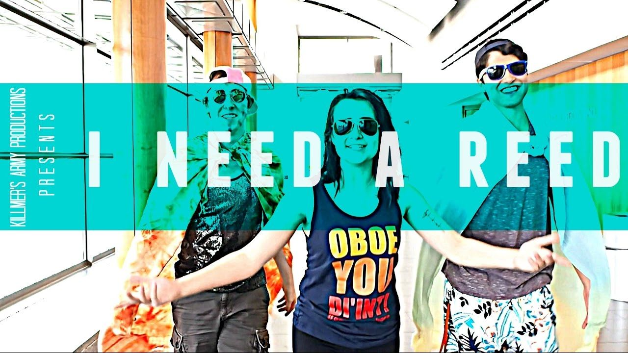 I need a reed (a parody of Under the Sea) | Oboe | Pinterest