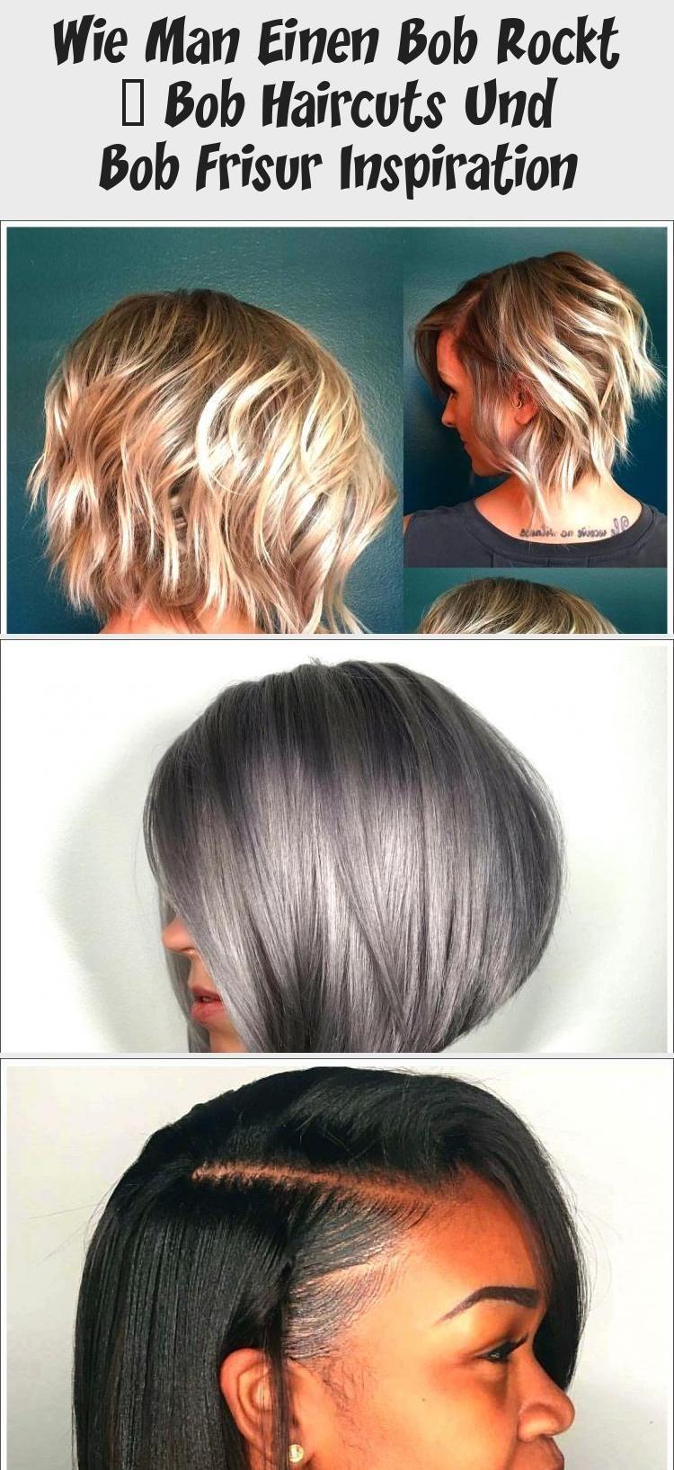 Wie Man Einen Bob Rockt Bob Haircuts Und Bob Frisur Inspiration