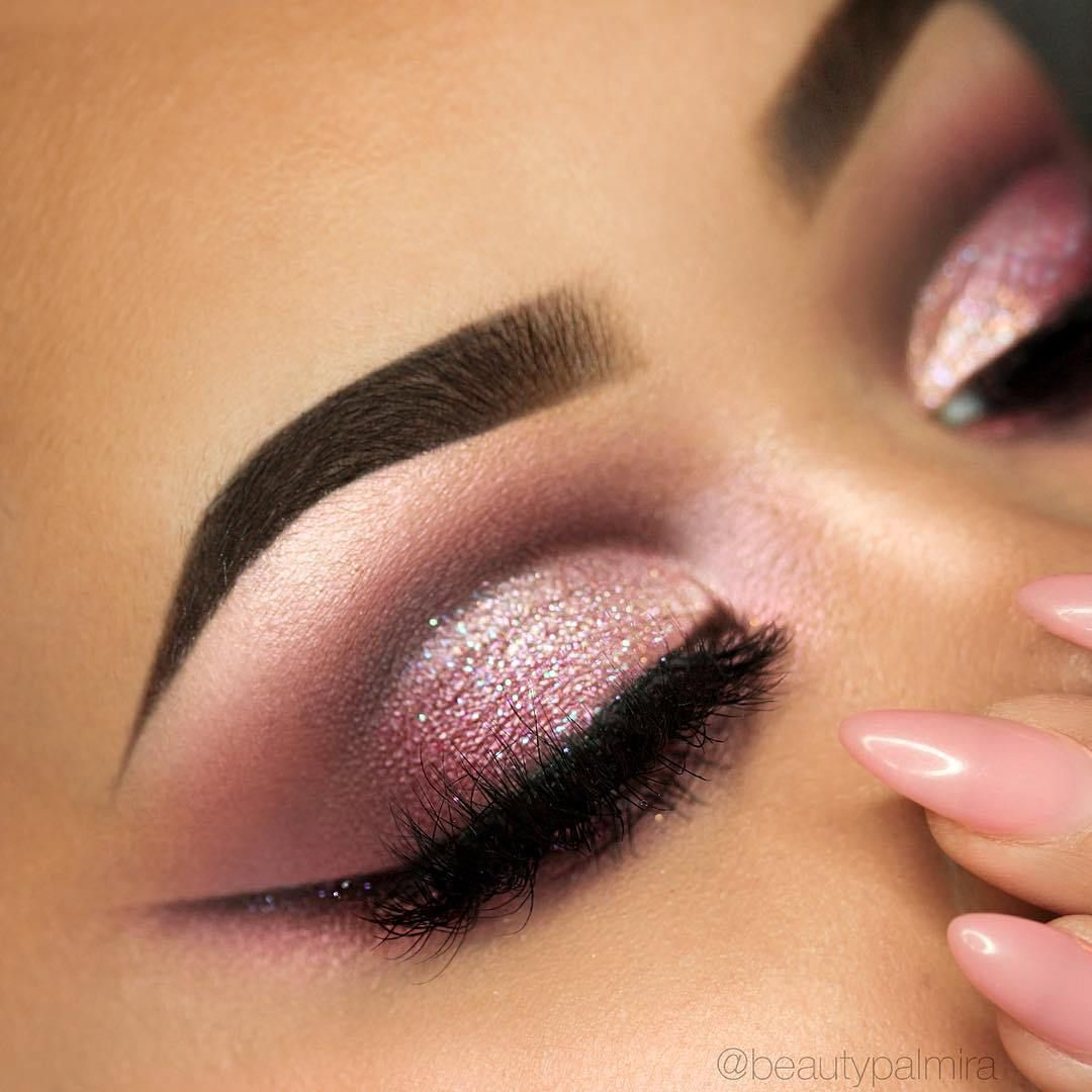 Dusty Rose eyeshadow