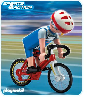 Playmobil Specials 4743 Woman on Mountain Bike