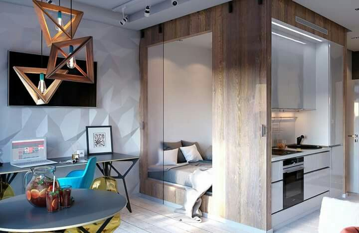 Pin de Jennifer Triana en DISEÑO INTERIOR Pinterest Interiores - diseo de interiores de departamentos