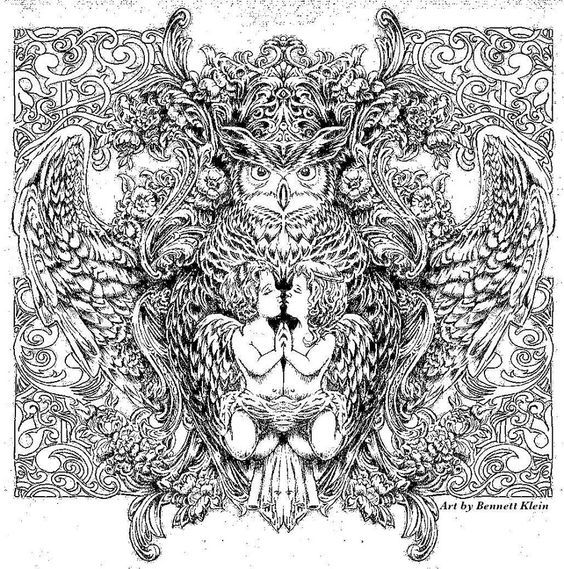 Pin de Yana Pshevoznitskaya en Coloring pages. BW. 3 | Pinterest