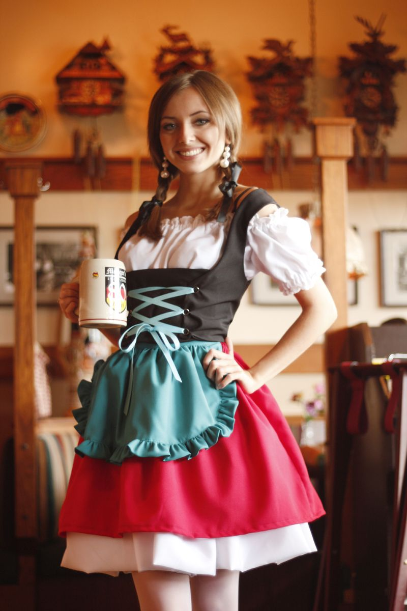 german dirndl dress | United Nation | Pinterest ...