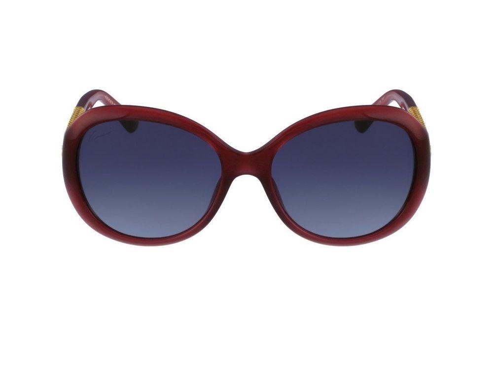 2d64898d307 Gucci Women s GG 3693 S Red Gold Gray Gradient Sunglasses (eBay Link ...