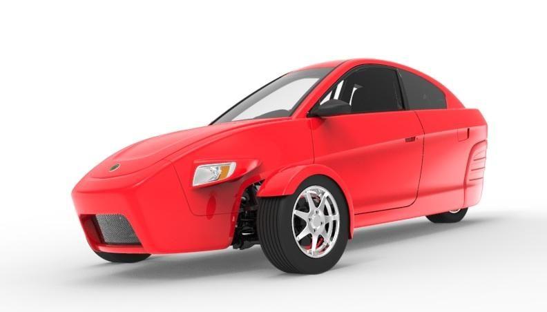 This Baby Gets 80 Miles Per Gallon Elio Motors Car Car Wheels
