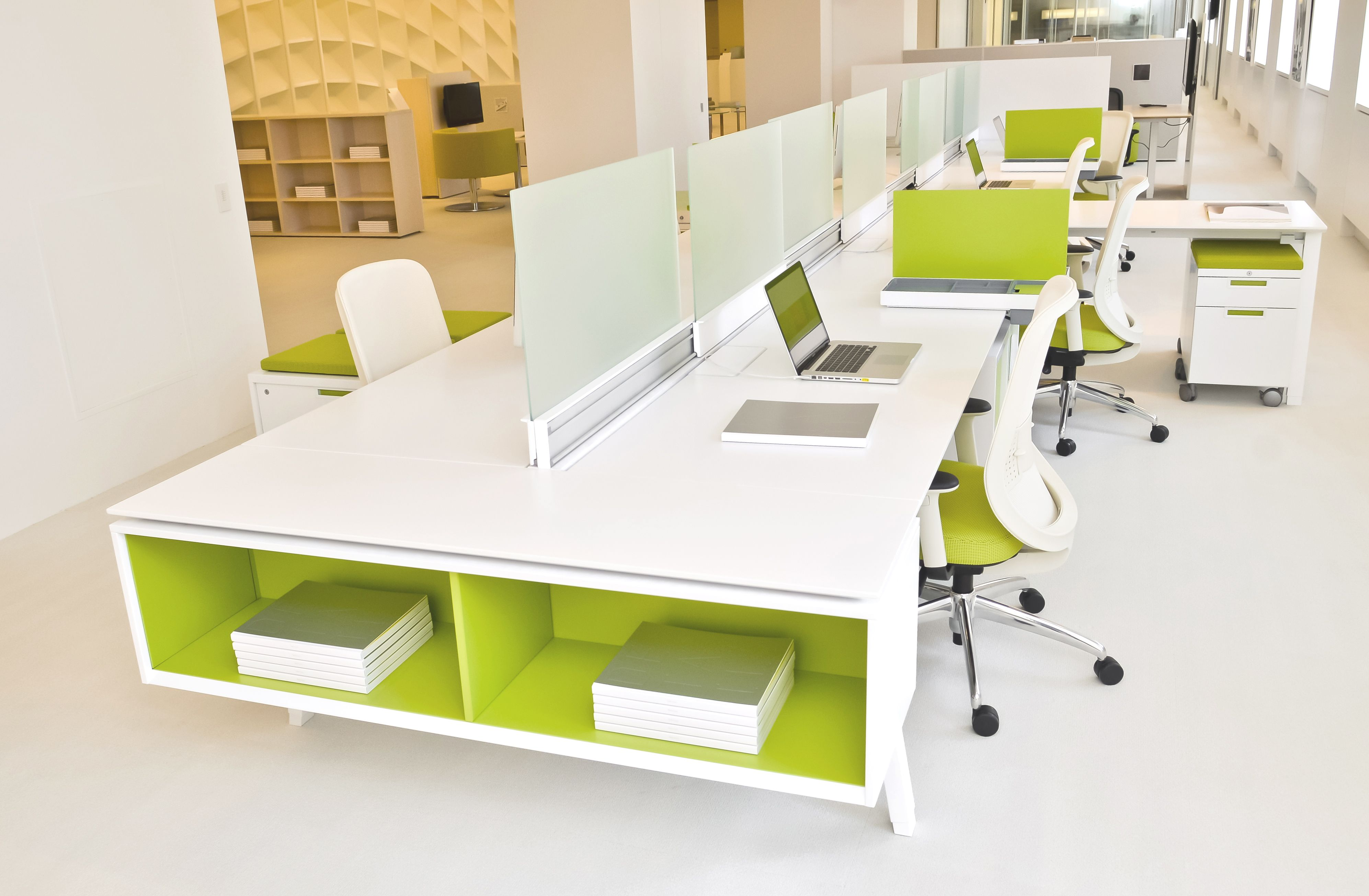 furniture solid desk full home shaped off design photo l on reception chairs office table contemporary amazing
