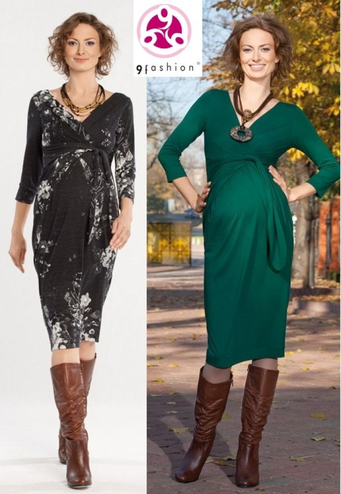 9 Fashion Holly Nursing Dress