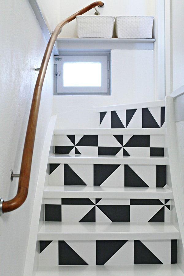 Quedamos En La Escalera Escaleras Decoration Escalier Diy