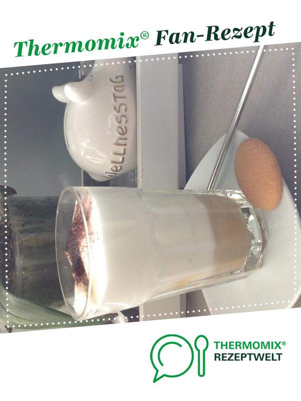 Milchschaum für Latte, Cappuccino mit Rühraufsatz von Neni1982. Ein Thermomix ® Rezept aus der Kategorie Getränke auf www.rezeptwelt.de, der Thermomix ® Community. #quotesaboutcoffee