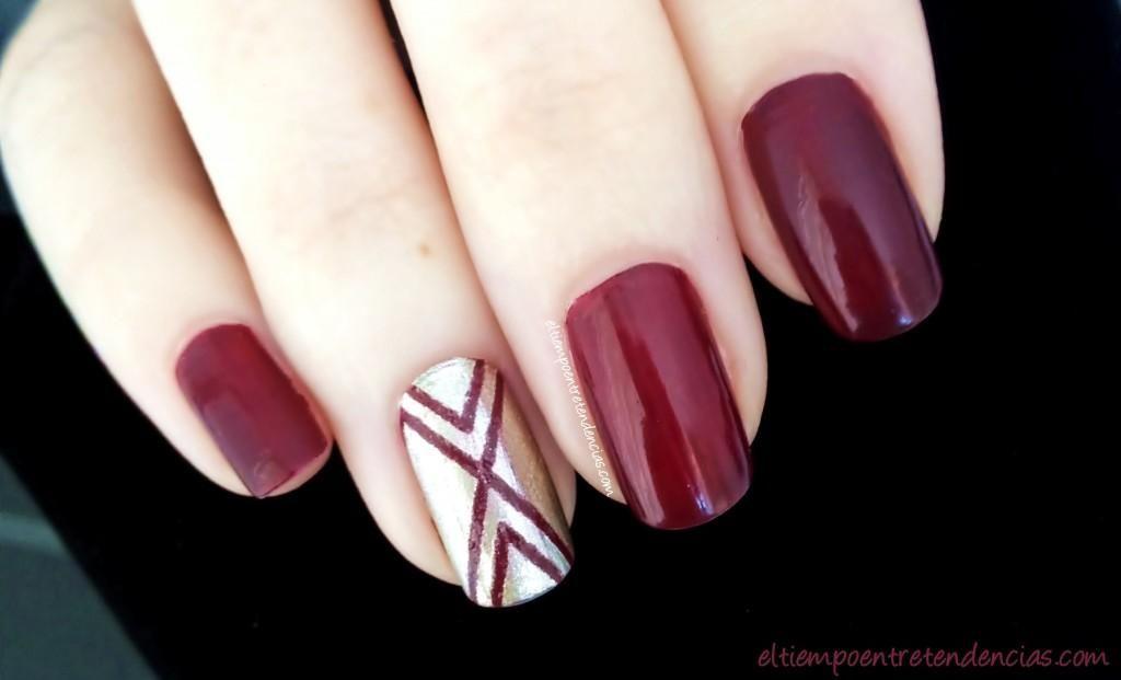 Manicura de uñas festiva | Cuidar de tu belleza es facilisimo.com ...