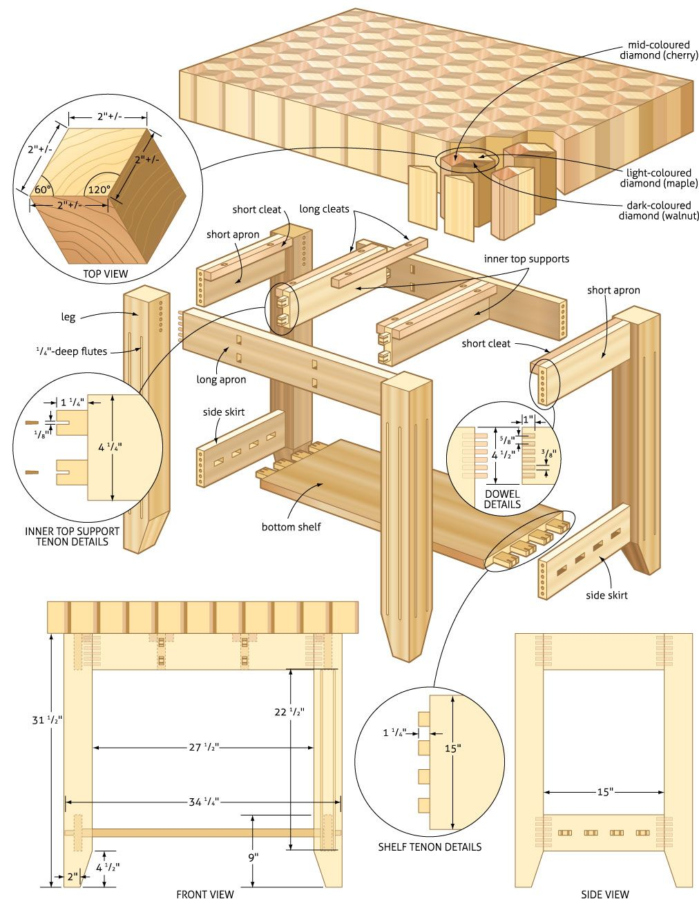 150 free woodworking project plans — mikes woodworking projects