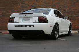 03 Cobra Ford Mustang Cobra Mustang Cobra Ford Mustang
