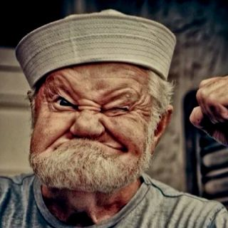 Pappy! Popeye's dad | Funny Memes | Popeye the sailor man ...