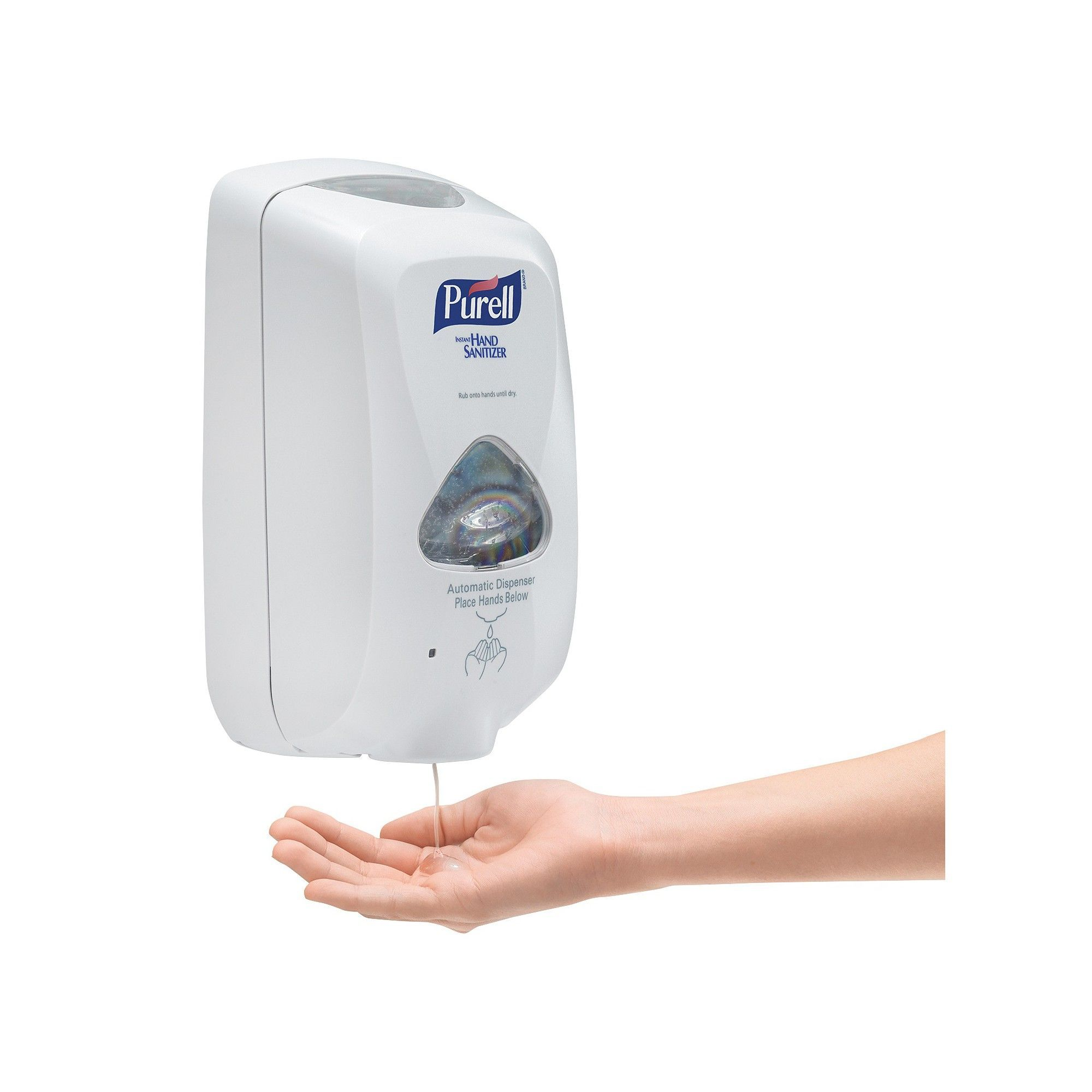 Purell Unscented Hand Sanitizer Products Hand Sanitizer