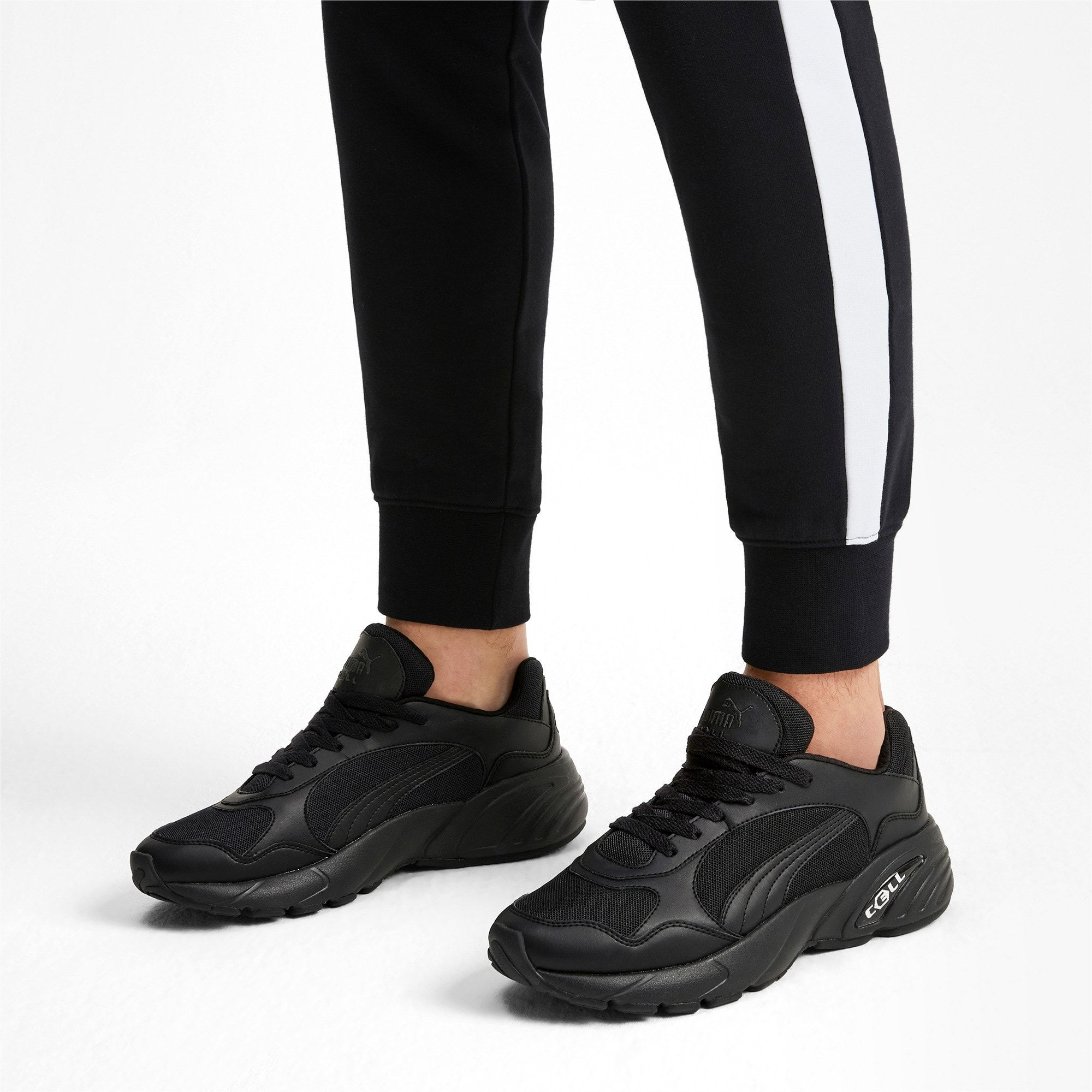 Men's PUMA Cell Viper Trainers in Black size 10.5 | All ...