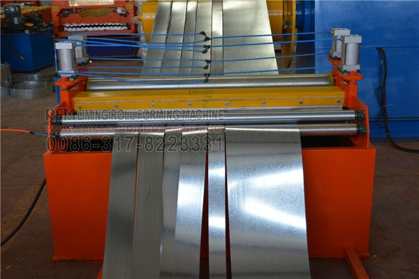Pin On Steel Slitting Line