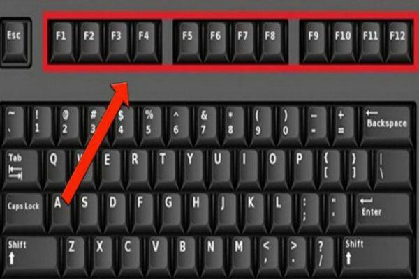 Evo čemu služe tipke od F1 do F12 na tastaturi!?   daily prophet