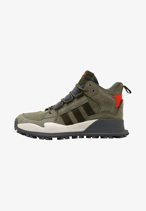 Imitación Monarca solo  https://www.zalando.es/adidas-originals-zapatillas-altas-base-green-ad115n00b-m11.html  | Winter sneakers, Sneakers, Adidas shoes