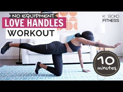 love handles workout  home workout for women  youtube