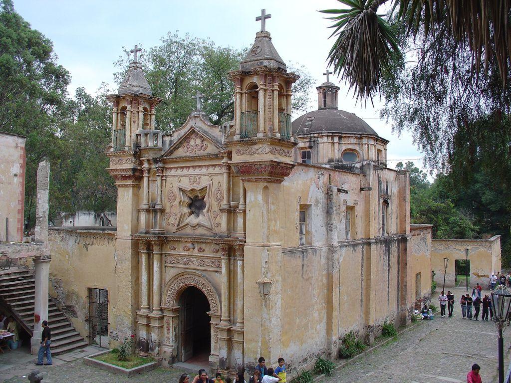 Ex Hacienda Molino de Flores
