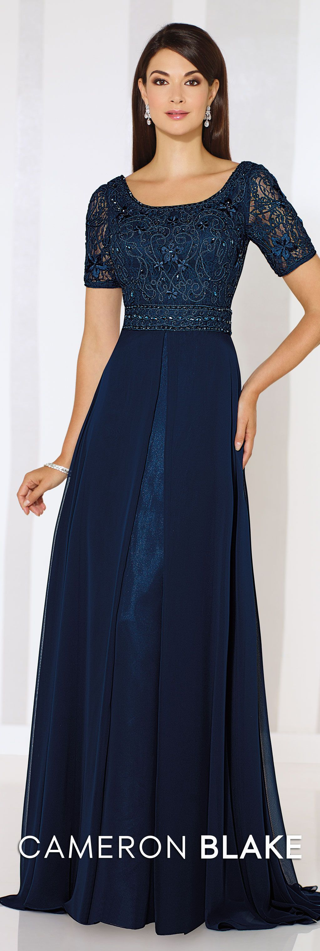 Mother dresses for fall wedding  Cameron Blake Mother of the Bride Dresses u Dress Suits