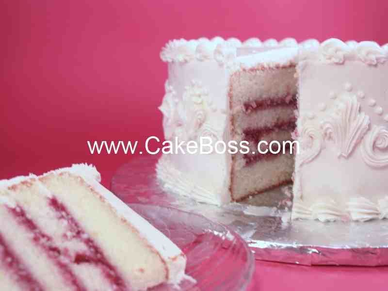 Recipe For CakeBoss's Seedless Raspberry Filling A Not-too
