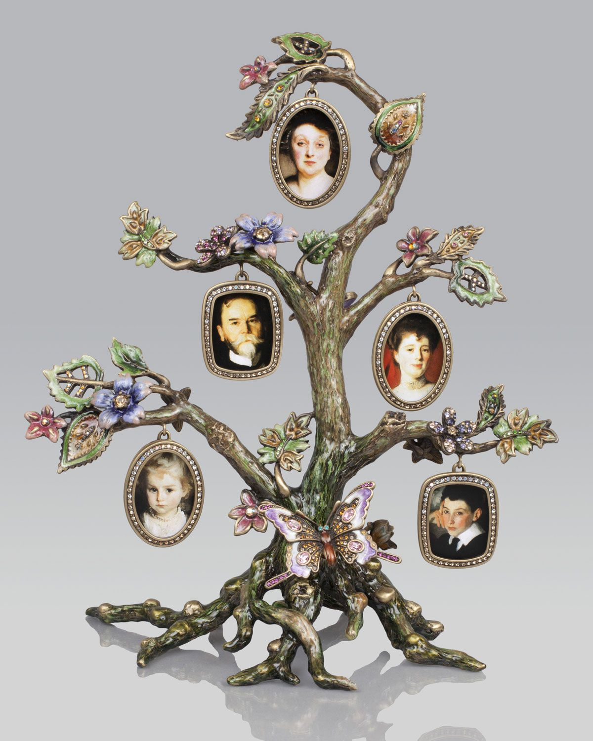 Jay Strongwater Tree Of Life Frame An Elegant Way To Create A