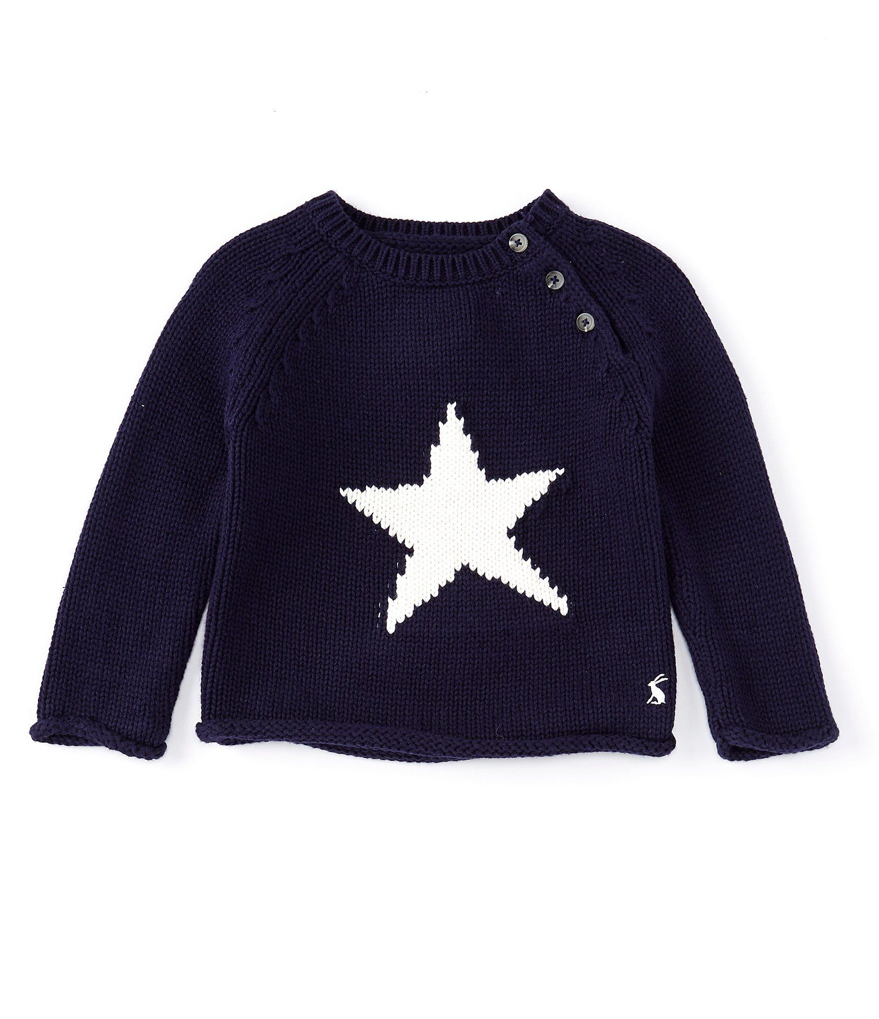 Photo of Joules Baby Boys Newborn-12 Months Long-Sleeve Beau Sweater | Dillard's